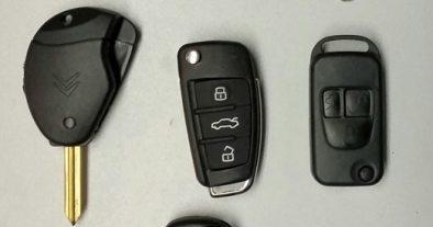 Nuevas carcasas y mandos para coches